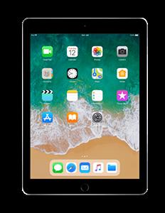 reparatie-APPLE-iPad-2018-128GB-WiFi-Spacegrijs