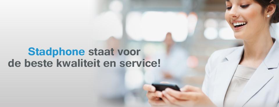 Kwaliteit en service voor uw smartphone reparatie.