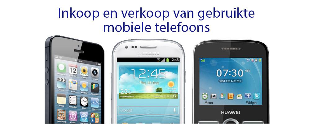 stadphone inkoop telefoons